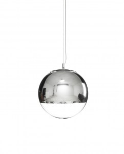Mirror Ball Silver Single