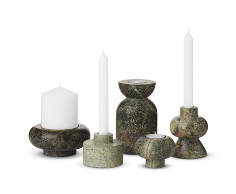 Rock Candleholder Large