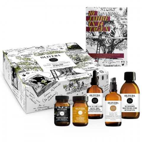 T01 Olive Tree Therapy Home Set