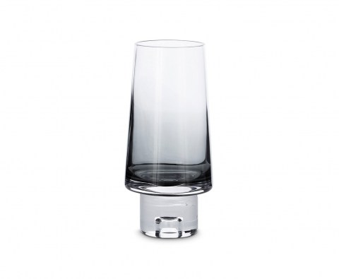 Tank High Ball Glass Black