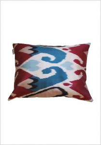 silk-ikat-cushion-s170