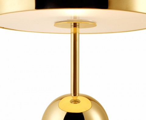 Bell Table Light Copper by Tom Dixon